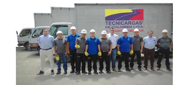 Tecnicargas De Colombia LTDA.