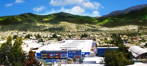 Centro Comercial de Mayoristas y Negocios Andinos