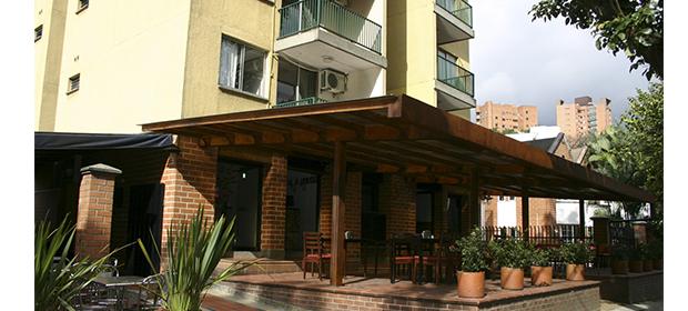 HOTEL SANTA ANA MEDELLIN