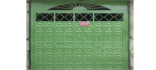 puertas metlicas en quito