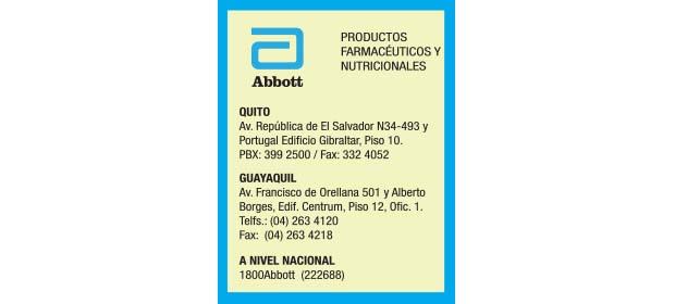 Abbott Laboratorios del Ecuador Cía. LTDA.