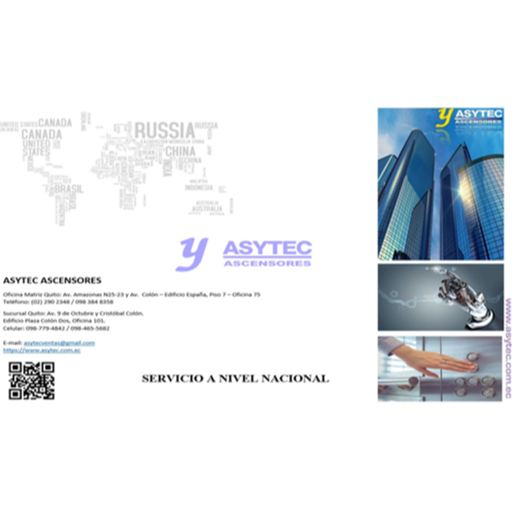 Asytec - Moved By Yaskawa