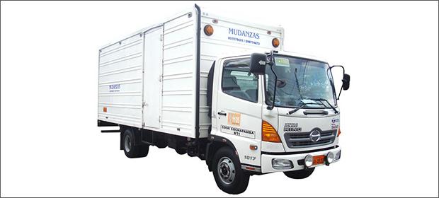 Cooperativa de Transportes de Carga y Mudanzas Cochapamba 11