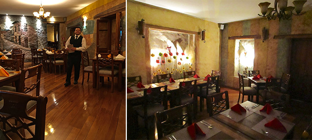 Los Geranios Restaurante