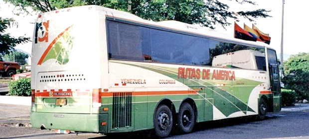 Transportes Y Turismo Rutas De América Cía.Ltda.
