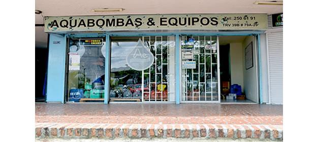 Aquabombas & Equipos