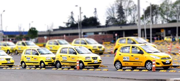 Auto taxi ejecutivo s a s en bogot tel fono y direcci n for Ver sucursales telefonos