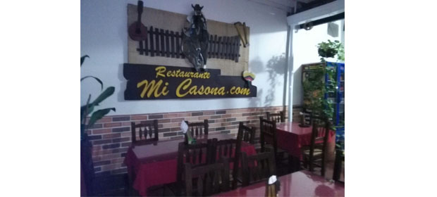 Restaurante Mi Casona.Com
