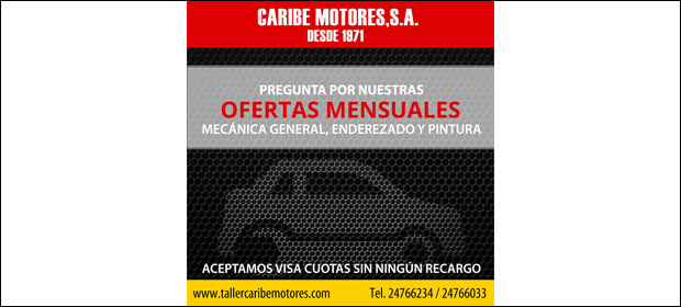 Caribe Motores, S.A.