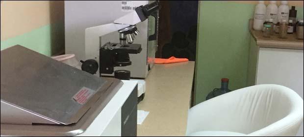 Laboratorio Clinico los Pinabetes