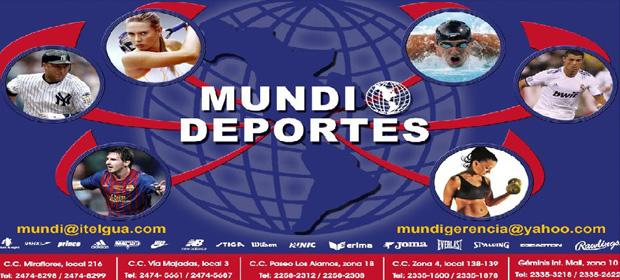 Mundi Deportes S.A.