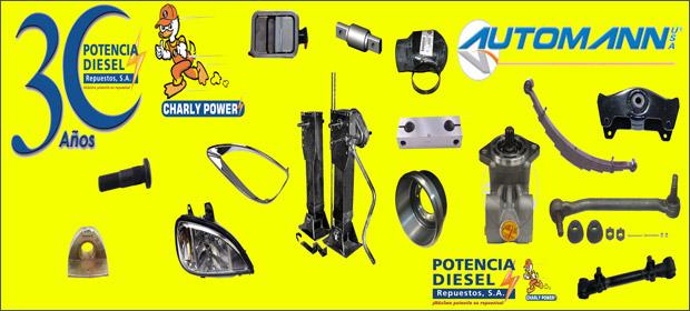 Potencia Diesel Repuestos