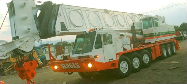 Transportes y Gruas Vargas