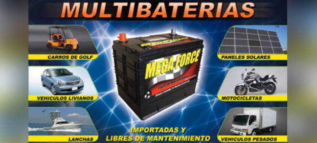 Multibaterias S.A. de C.V.