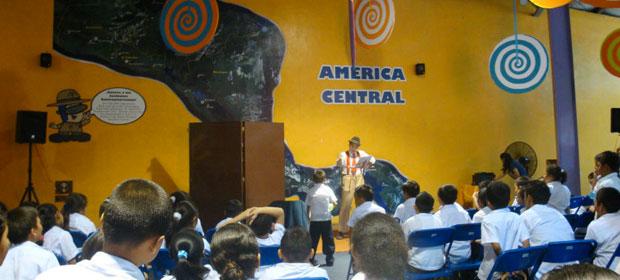 Tin Marín Museo de los Niños