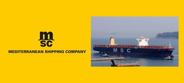 Mediterranean Shipping Co.
