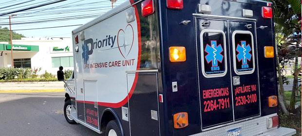 Priority Emergencias Médicas Salvadoreñas