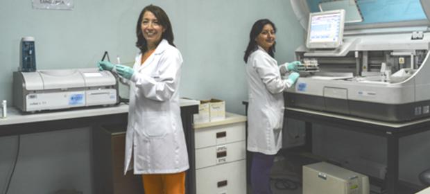 Axxis Laboratorios Clínicos