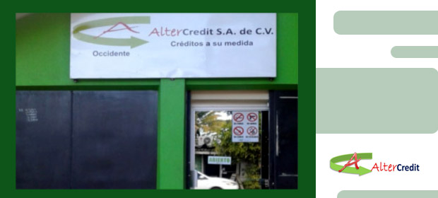 Altercredit Occidente S.A De C.V.