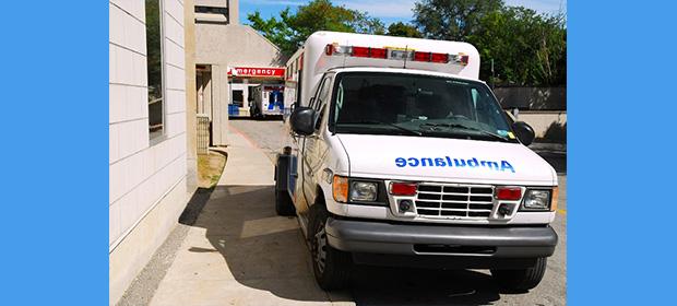 D'Una Ambulancia