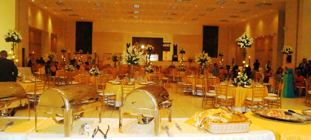 Banquetes de Centroamerica