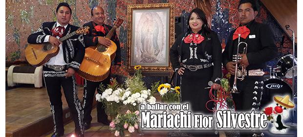 A Bailar Con el Mariachi Flor Silvestre