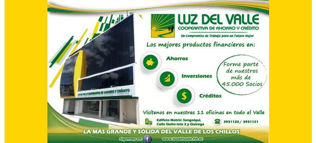 Cooperativa de Ahorro y Crédito Luz del Valle