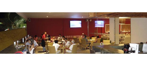 Restaurante Peruwok
