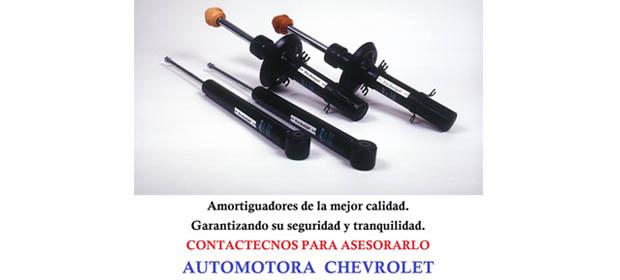 Automotora Chevrolet G.M. S.A.S.