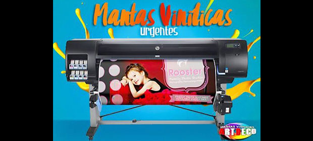 Mantas Vinilicas Art Deco