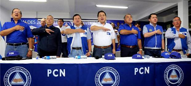 Partido de Concertación Nacional