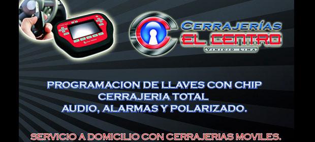 Cerrajeria El Centro