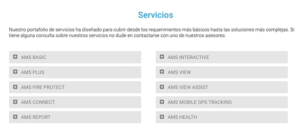 Advanced Monitoring Services, S A