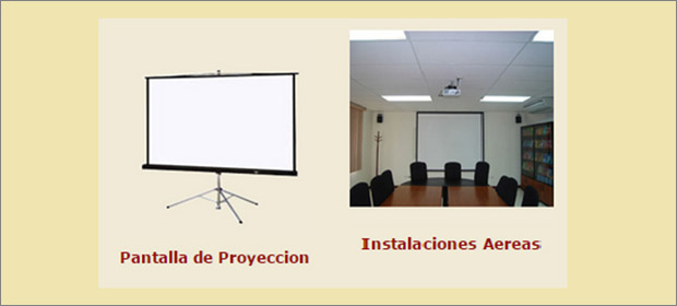 Equipo Audiovisual