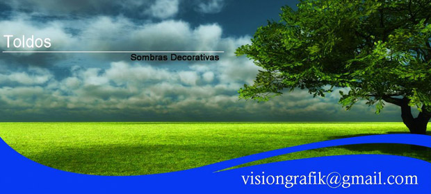 Toldos Vision Grafik