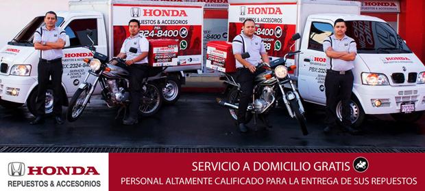 Honda Repuestos & Accesorios