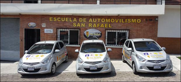 Escuela De Automovilismo San Rafael