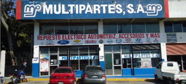 Multipartes, S.A.