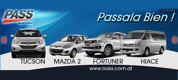 Pass Rent-A-Car