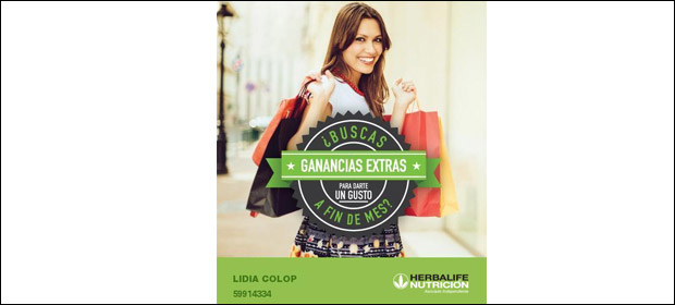 Herbalife Distribuidor Independiente