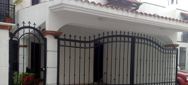 Estructuras Metálicas Santos