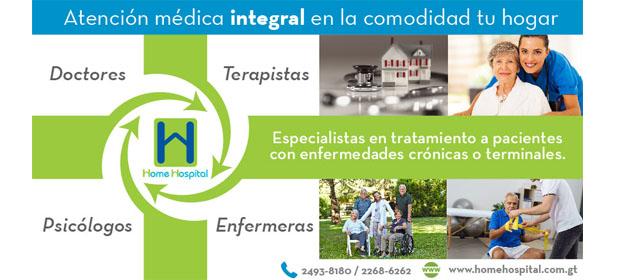 Home Hospital / Servicios Médicos En Casa