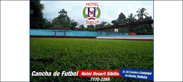 Hotel Sibilia Retalhuleu