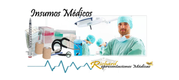 Richard Representaciones y Distribuciones Médicas