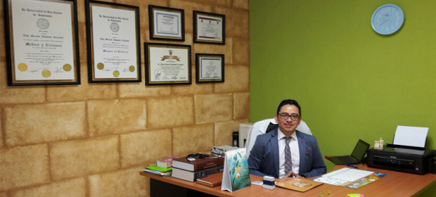 Dr. Eddy Ixtabalan/Gastropediatric