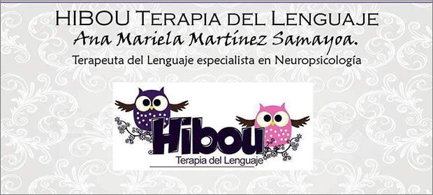 Hibou Terapia Del Lenguaje