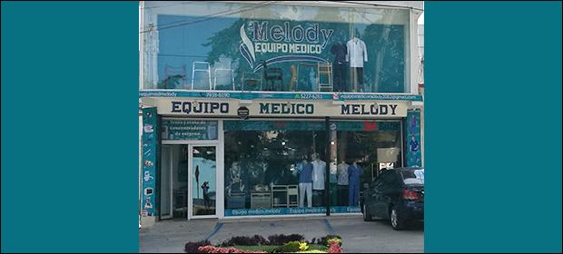 Equipo Medico Melody