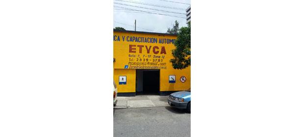 Escuela de Automovilismo Etyca