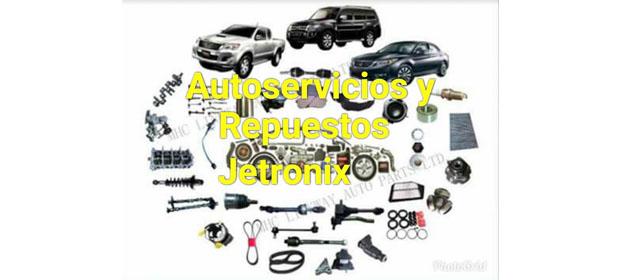Autoservicios Y Repuestos Jetronix