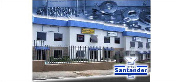 Tornillos Santander